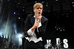 Howlin' Pelle i The Hives