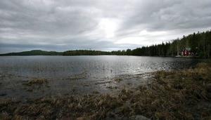 Gruvans planerade läge är på berget vid Sumåssjön.