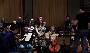 Katija Dragojevic sjunger alt/mezzosopranpartiet i Das Lied von der Erde, Jordens sång; en symfonisk sångcykel som bygger på kinesiska dikter om meningen med livet; om döden, efterlivet, längtan, ensamhet och avsked.
