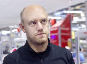 Staffan Ivarsson, Hudiksvall.–Nej, det gör jag inte. Vi brukar handla ekologiskt om det finns.