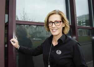 – Scandic lade inte ner verksamheten, de flyttade, säger Ulrika Westin, vd Folkets hus och park.
