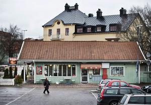 Klassiska Vegagrillen får nu ge plats åt bostadshus.