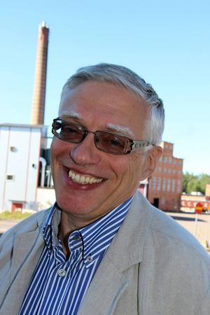 Michael Fejér, ny vd för Arctic Paper Grycksbo.