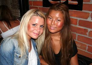 Å. Helena och Cissi