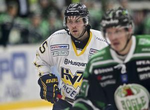 Mattias Karlsson siktar på att spela utomlands kommande säsong. En flytt till Brynäs är i nuläget inte aktuellt.