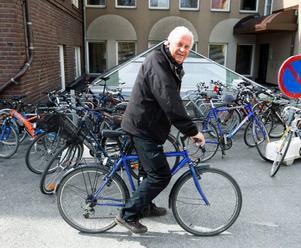 – Från länet kommer mellan 15 till 20 poliser att medverka i cyklingen till förmån för Barncancerfonden, säger Thomas Gutke vid Östersundspolisen.