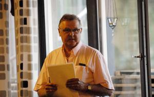 Egon Bäckman valdes in som ny styrelseledamot i Mora IK.