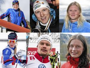 Ebba Andersson, Oskar Svensson, Maja Dahlqvist, Elin Mohlin, Karl-Johan Westberg och Sofia Henriksson har alla chansen att få friplatser till världscupen nästa säsong utifrån sina placeringar i Skandinaviska cupen.