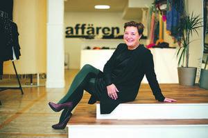 Affären      Linda Westlund med Affären är en god förebild inom handeln i Sundsvall. En fighter som inte viker sig för det konventionella utan går med stark tro på sin produkt sin egen väg i strävan att lyckas och att ge Sundsvall en butik med unikitet och hög kvalité i produkter och bemötande. Affären är ett lysande exempel på att stark egen idé med passion i grunden kan lyckas i knivskarp konkurrens. SMS-text för röstning: BUTIK1