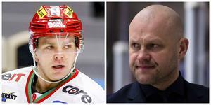 Per-Åge Skröder och Andreas Johansson.