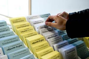 Klarade irakierna av att gå till vallokalerna så gör du också det.   Foto: Pontus Lundahl/TT
