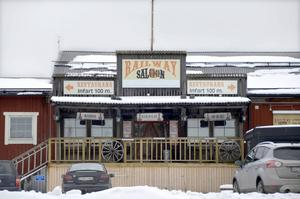 Railway Saloon har stängt.