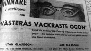 Vlt torsdagen 1 november 1962.