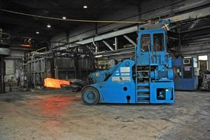 NYA JOBB. Scana Steel gör en satsning på egen produktion. Det kommer att ge nya arbetstillfällen vid fabriken i Söderfors.