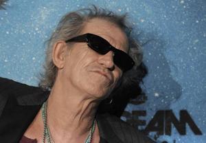 ÄKTA VARA. Behövs fiktiva rockstjärnor när Keith Richards skriver självbiografi?