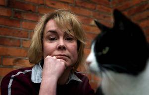 """Maja Lundgren ger ut sin nya roman """"Mäktig tussilago"""" i mars nästa år.Foto: Maja Suslin / SCANPIX"""