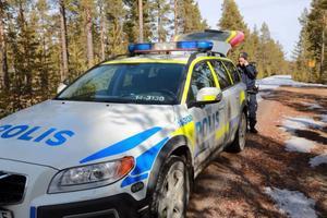 Det mesta talar för att det var den försvunne danske mannen som hittades av en privatperson under onsdagsförmiddagen.