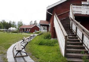 – Stocke Titt är ett kulturställe i klass med Frösö kyrka och Sommarhagen, menar Kjell Strömberg.