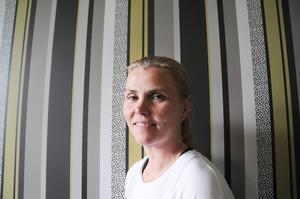 Annica Nyholm, 45 år, Strömsund.   Ansvar: Festivalgeneral   Dundermarknaden för mig: