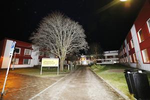 Gavlegårdarnas gamla huvudkontor i Hemsta.
