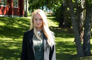 Nathalie Holmström, ny diakon i Kolsva.