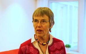 Margareta Sidenvall vid Aktionsgruppen för Fikru Maru kräver krafttag av utrikesminister Margot Wallström för att Fikru Maru ska få rätt vård.
