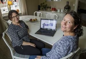 Susanne Rådlund och Åsa Berglund samlar all sin forskning på hemsidan strömbackabruk.se. De hoppas att så småningom kunna ge ut en om Strömbackas historia.