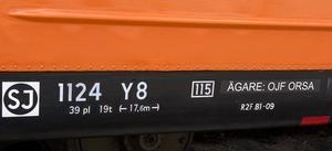 Rälsbuss Y8 är ljuv musik för tågentusiaster. Den lite lyxigare Y8:an tillverkades av ASJ, Aktiebolaget svenska järnvägsverkstäderna, för att köra på de oelektrifierade järnvägssträckorna.
