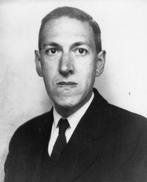 H.P Lovecraft 1934.