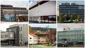 Alla de nominerade byggnaderna till omröstningen om fulaste hus har en skala som är betydligt större än den bebyggelse de ersatte.