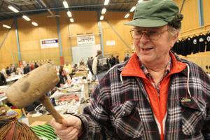 – Den här borde kunna bli en bra ordförandeklubba, tyckte Bälingbon Sven Norman, ordförande i Naturskyddsföreningen.