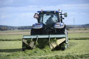 Kristdemokraterna pekar på vikten av att ha ett norrländskt jordbruk.