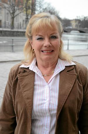 Inger Högström-Westerling.