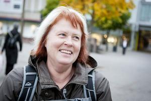 Ulla Reinstam, 57, Falun.–Det är bra. Har man ingenting att dölja så har man ingenting att dölja.