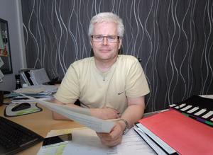 Bengt-Olof Sandberg på företaget Rekonomerna i Alfta varnar nu för ett erbjudande till företagen om medverkan på en företagsportal som kan kosta dem 30 000 kronor.