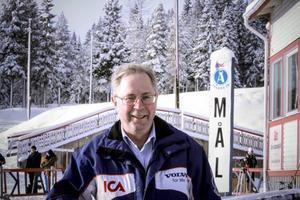 Ingvar Borg blir ny ordförande för skidklubben i Åsarna.