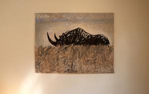 Formvariation. Kristina Jansson fångar djur i både stort och litet format.