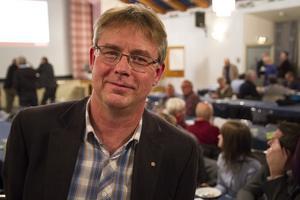 Mikael Löthstam är Socialdemokratiskt kommunalråd i Hudiksvall.