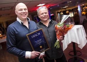 Årets företagare i Bollnäs är CM Svetsteknik som startades av Conny Persson och Mats Strömberg 2001,