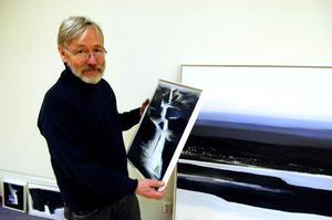 Svante Rydberg har med åren gått över allt mer till att inrikta sitt konstnärskap på oljemålning.