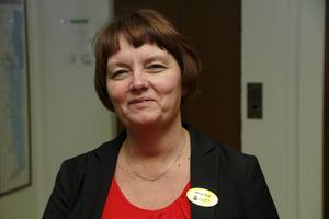 Personalchef Maritta Rudh vill inte berätta några detaljer kring den nya kommunikationschefsposten.