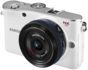 Mjuka former i Samsung NX100