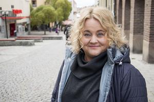 Marie Hasselbom fick årets Sigrid Strand-stipendie som delas ut till kvinnliga uppfinnare och innovatörer i länet.