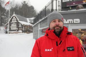 I styrelsen för VM 2019 AB kommer Niclas Sjögren Berg, sitta med för Skistars räkning, och ...