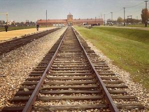 Här i Auschwitz fanns en särskild del för romer, något som alltför sällan uppmärksammas.