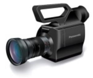 Panasonic gör videokamera med fourthirds-sensor