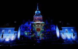 Ljusshowen på Rådhuset blev en publiksuccé i fjol.
