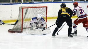 ABK-målvakten  Lucas Johansson stängde igen mot FAIK.