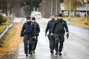 Kvinna frsvunnen i Fllinge - polisen har inlett stor - p