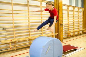 Insändarskribenten hoppas på mer idrott på skolschemat.